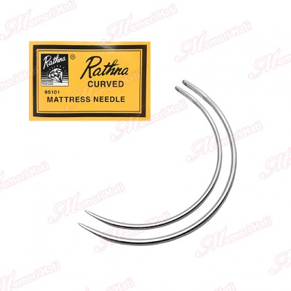 """3"""" & 4"""" Rathna Mattress Curve Needle"""