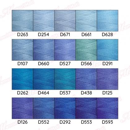 1pc 250m & 1000m Dolphin Sewing Threads / Benang Jahit Biasa / Batch 10