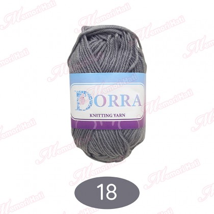 Benang Kait Dorra M Yarn 40g / Batch 1 Colour 17 - 67